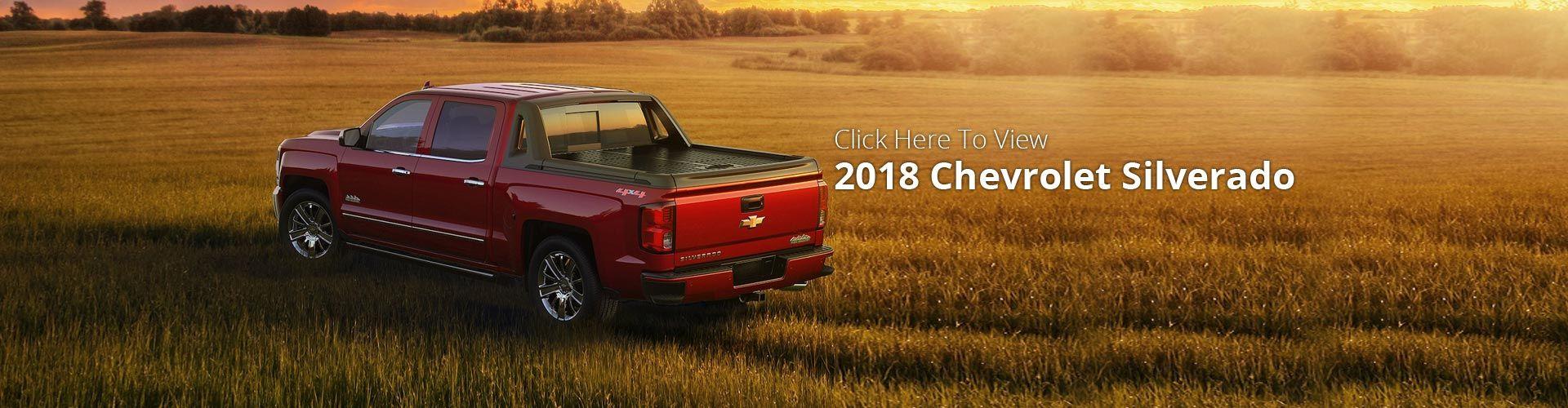 Nice 2018 Chevrolet Silverado